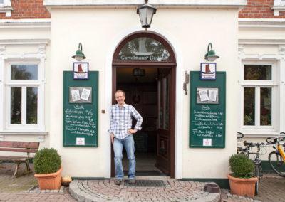 Gasthof Gartelmann. Ein Küchengespräch