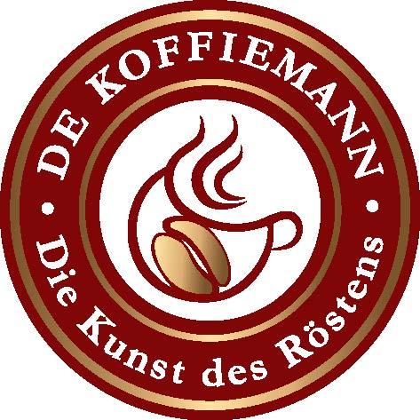 de koffiemann Logo