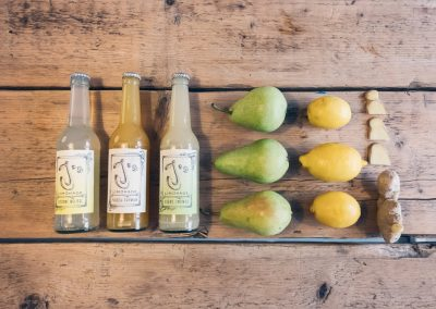 J´s Limonade: Überraschend anders mit Kräutern und Frucht