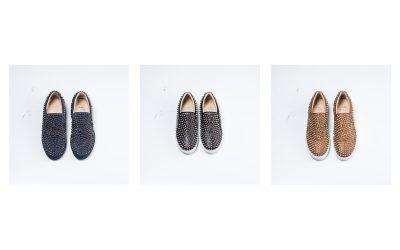 BLNKS: Massgefertigte Sneaker im individuellen Look