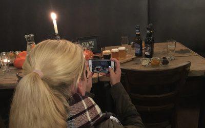 Feierabend-Instawalk: Bremen berauscht