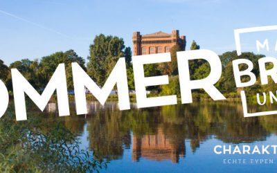 Sommer in Bremen und Umzu