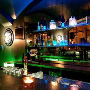 Bild der Bar im Schnoor Eleven