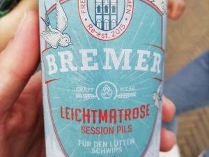 Leichtmatrose, ein Bier der Union Brauerei Bremen
