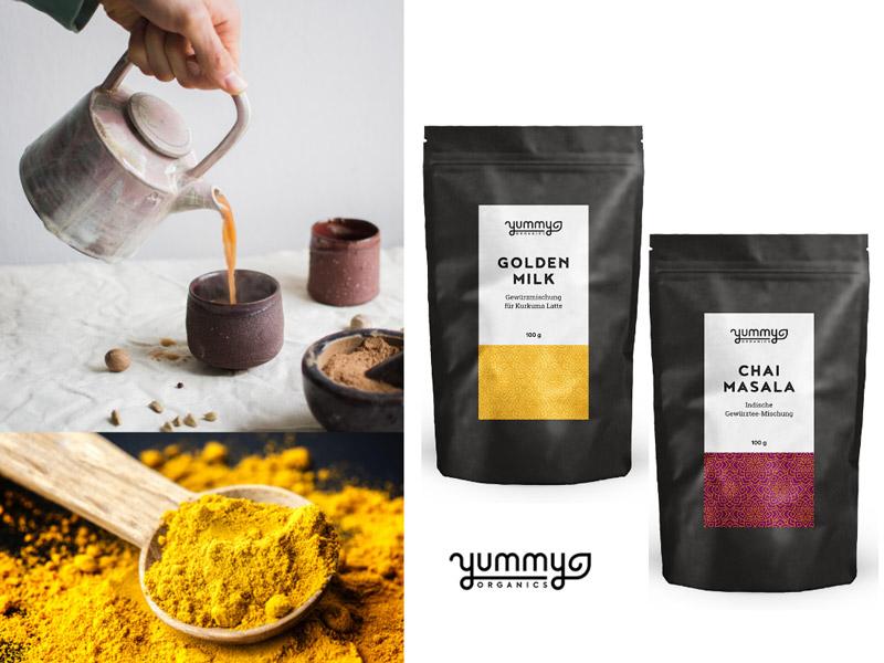 Produkt des Monats Yummy Organics