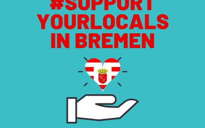#supportyourlocal in der Krise